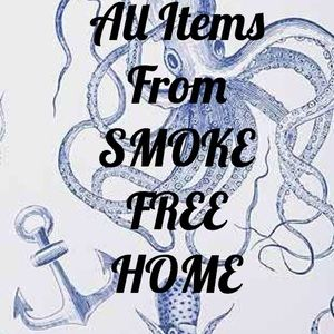 All items come from a smoke free home!